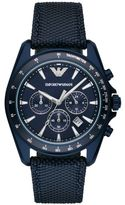 Emporio Armani Quartz Cronograph Watch