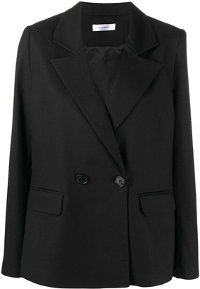 Anine Bing Double-Breasted Blazer