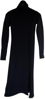 Cacharel Blue Wool Dress for Women