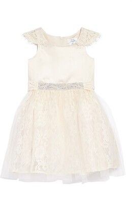 Us Angels The Sarah Floral Lace Dress