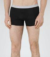 Reiss Hanro 2 Pack Underwear - Hanro Boxer Shorts Set in Black, Mens