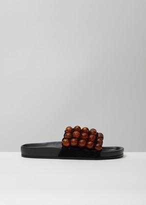 Jil Sander Beaded Sandals