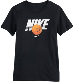 Nike Boys 8-20 Basketball Graphic Tee