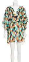 Milly Abstract Print Cover-Up