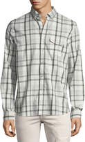 Michael Bastian Long-Sleeve Plaid Sport Shirt