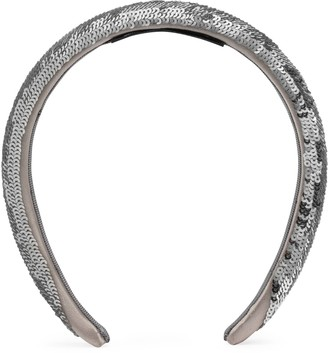 Gucci Sequin hair band