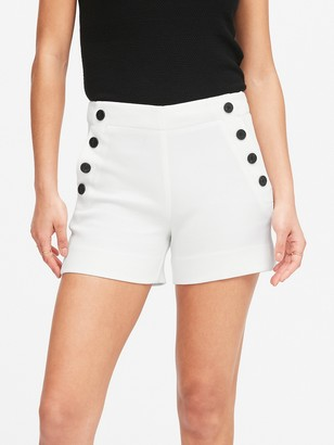 "Banana Republic High-Rise 3"" Sailor Short"