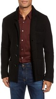 James Perse Men's Chunky Knit Cashmere Cardigan