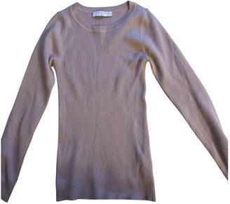 Sandro Pink Wool Knitwear for Women