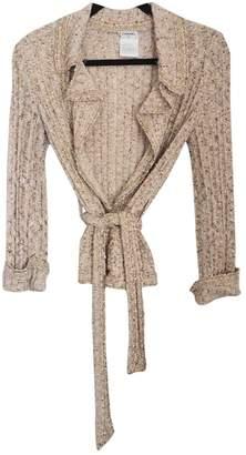Chanel \N Gold Tweed Jackets