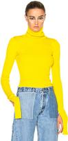 Jacquemus Cut Sleeve Sweater