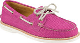 Sperry Women's Gold Cup A/O Honeycomb Boat Shoe