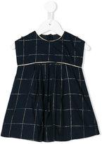 Tartine et Chocolat checked dress - kids - Cotton/Polyester/Viscose - 6-9 mth