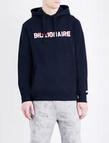 Billionaire Boys Club Logo-print cotton hoody