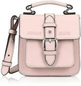 Armani Jeans New Light Pink Eco Leather Crossbody Bag