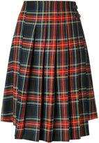 P.A.R.O.S.H. Lamix skirt - women - Spandex/Elastane/Virgin Wool - S