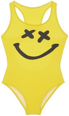 Yporqué Fun Printed Lycra One Piece Swimsuit