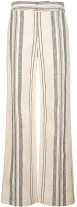 Monse Striped Print Trousers