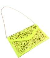 Coromose Fashion Women Envelope Clutch Shoulder Messenger Bag Purse Handbag