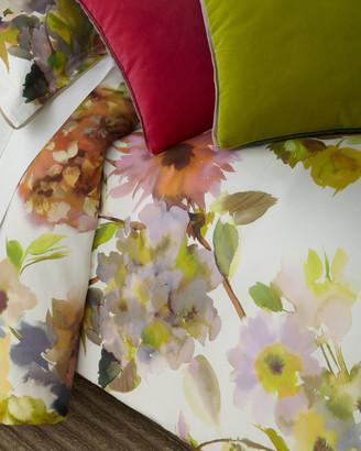 Designers Guild Palace Flower Birch King Duvet Cover