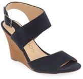 Sole Society Women's 'Landry' Wedge Sandal
