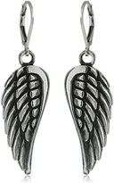 King Baby Studio Large Wing Hook Earrings