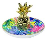 Lilly Pulitzer Traveler's Pineapple Ring Holder