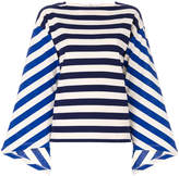 Golden Goose Deluxe Brand striped Nora T Shirt