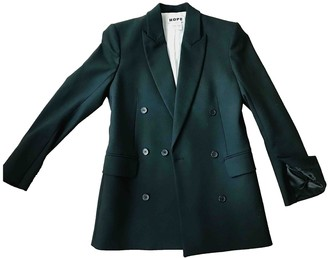 Hope Black Cotton Jacket for Women