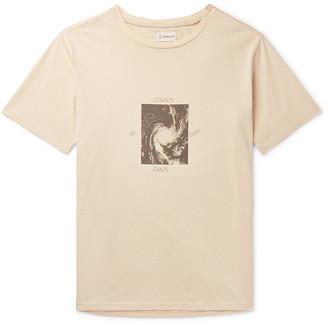 Satta Printed Organic Cotton-Jersey T-Shirt