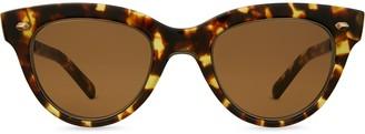 Mr. Leight Madison S Trt-atg/sfbrn Sunglasses