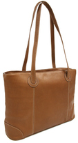 Piel Women's Leather Ladies Computer Tote 2719