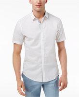 INC International Concepts Men's Linen-Blend Stretch Shirt, Only at Macy's