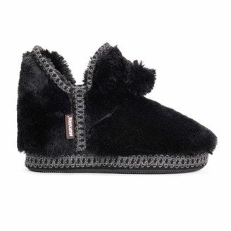 Muk Luks Women's Faux Fur Amira Slippers
