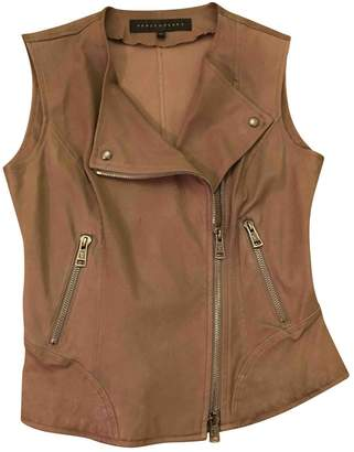 Ventcouvert Leather Jacket for Women