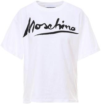 Moschino Moshinco Logo T-Shirt