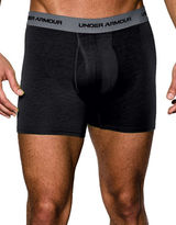 Under Armour Charged Cotton Stretch 6 Inch Boxerjock 3-Pack