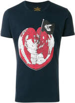 Vivienne Westwood world heart logo T-shirt