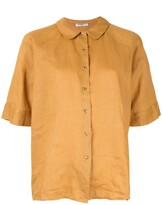 Chanel Pre Owned Peter Pan collar shirt