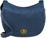 Cath Kidston Leather Turnlock Saddle bag