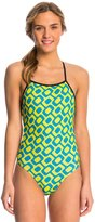 Speedo Rio Brites Printed One Back One Piece Swimsuit 8136652