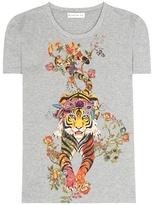 Etro T-shirt en coton imprimé