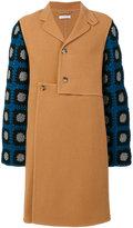 J.W.Anderson crochet detail coat