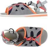 Kolor Sandals