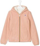 K Way Kids zipped hoodie