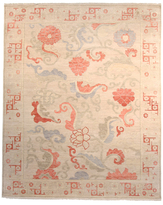 F.J. Kashanian Roma Hand-Knotted Wool Rug