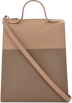 Pb 0110 AB 36 smooth leather tote