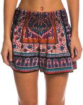Angie Multi Printed Shorts 8149781