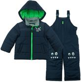 Carter's Toddler Boy Monster Quilted Heavyweight Jacket & Snow Pants Set