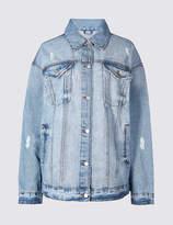 Limited Edition Oversized Denim Jacket
